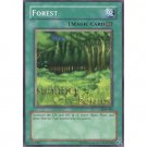 YuGiOh Card LOB-046 - Forest [Common]
