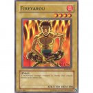 YuGiOh Card LOB-085 - Fireyarou [Common]
