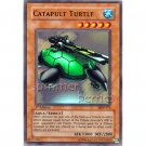 YuGiOh Card MRD-075 1st Edition - Catapult Turtle [Super Rare Holo]