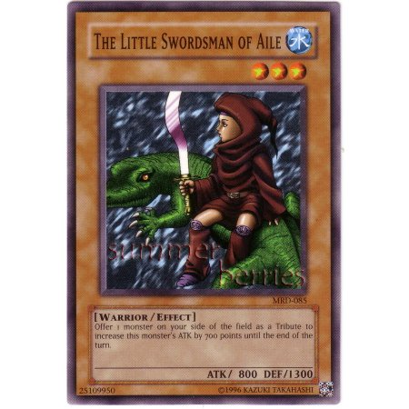 YuGiOh Card MRD-085 - The Little Swordsman of Aile [Common]
