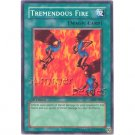 YuGiOh Card MRD-088 1st Edition - Tremendous Fire [Common]