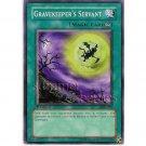 YuGiOh Card MRL-031 1st Edition - Gravekeeper's Servant [Short Print]