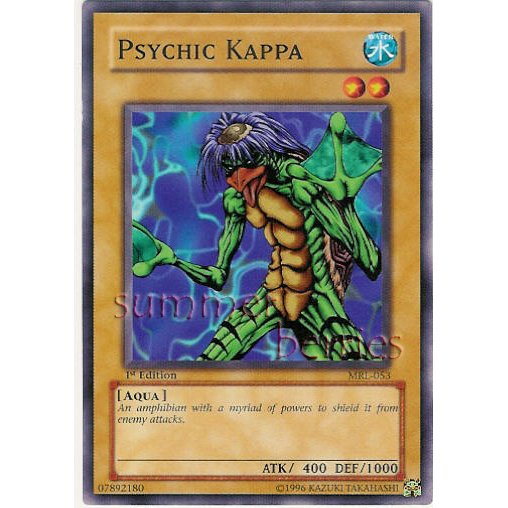 YuGiOh Card MRL-053 1st Edition - Psychic Kappa [Common]