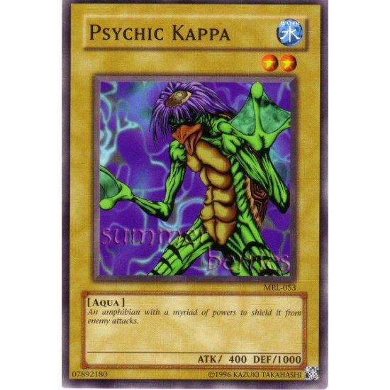 YuGiOh Card MRL-053 - Psychic Kappa [Common]