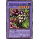 YuGiOh Card MRL-067 - Performance of Sword [Common]