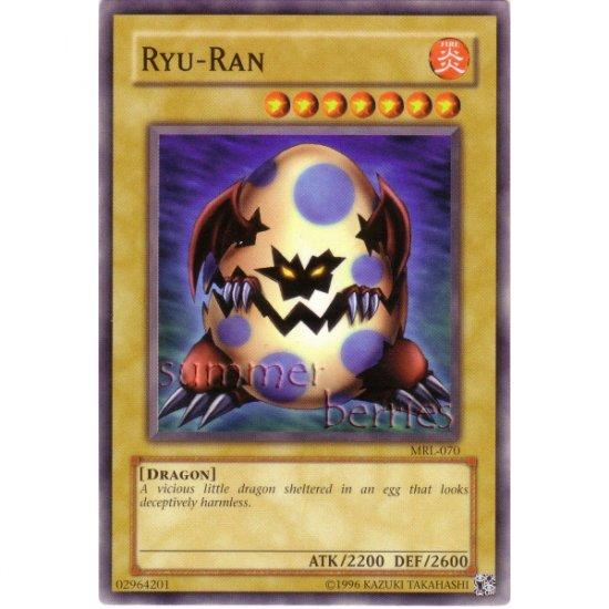 YuGiOh Card MRL-070 - Ryu-Ran [Common]