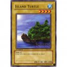 YuGiOh Card PSV-095 1st Edition - Island Turtle [Short Print]