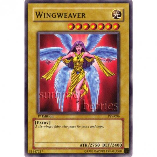 YuGiOh Card PSV-096 1st Edition - Wingweaver [Common]