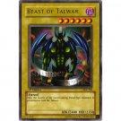 YuGiOh Card PSV-103 1st Edition - Beast of Talwar [Ultra Rare Holo]