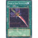 YuGiOh Card SDY-020 - Sword of Dark Destruction [Promo Common]