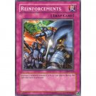 YuGiOh Card SDY-031 - Reinforcements [Promo Common]
