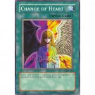 YuGiOh Card SDY-032 - Change of Heart [Promo Common]