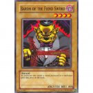 YuGiOh Card SDY-036 - Baron of the Fiend Sword [Promo Common]