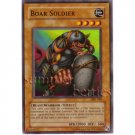YuGiOh Card MRL-089 - Boar Soldier [Common]