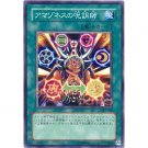 YuGiOh Japanese Card 303-030 - Amazoness Spellcaster [Common]