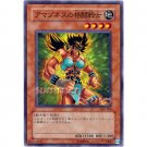YuGiOh Japanese Card 303-006 - Amazoness Fighter [Promo Common]