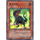 YuGiOh Japanese Card 307-020 - Black Tyranno [Parallel Rare Holo]