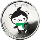 Vancouver 2010 Olympic Mascot Collectable Coin - Miga