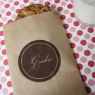 Kraft Favor Bag - 6 x 9 (Set of 10)