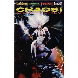 Chaos Quarterly #1 comic book