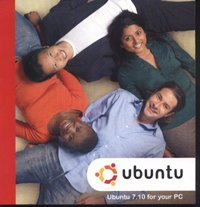 Ubuntu ( gnome edition )