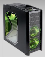 Nvidia Edition Intel Core 2 Quad 4.0Ghz SLI Gaming PC
