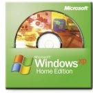 Microsoft Windows XP Home Edition 32-bit (Full Version)