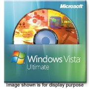 Microsoft Windows Vista Ultimate 32-bit (Full Version)