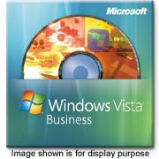 Microsoft Windows Vista Business 64-bit (Full Version)