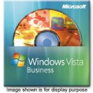 Microsoft Windows Vista Business 32-bit (Full Version)