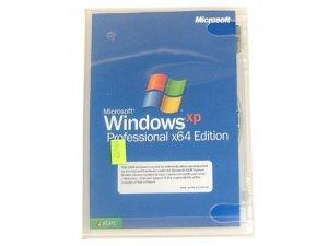 Microsoft Windows XP Professional x64 Edition (Full Version)