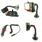 In-car Charger and Car Holder Mount for Nokia N95 8GB  **Free Shipping**