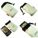 G2 Nokia Bag Pouch Case for N95 8GB N82 N81 N73 5310 5610, Silver  **Free Shipping**