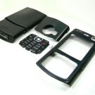 Housing Cover Fascia for Nokia N70, Black  **Free Shipping**