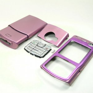 Housing Cover Fascia for Nokia N70, Purple  **Free Shipping**