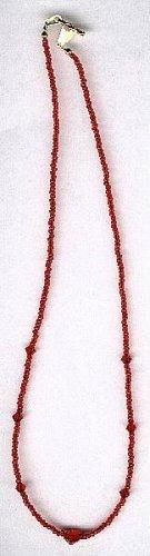 Swarovski Crystal and Seed Bead Necklace Set