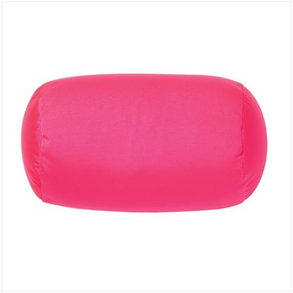 PINK BOLSTER PILLOW