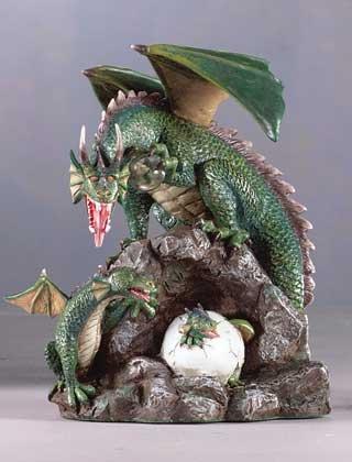 Mother Dragon & Brood