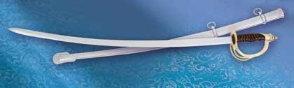 Replica Calvary Sword With Sheath