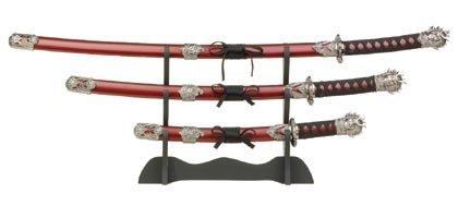 Samurai Headed Sword Set