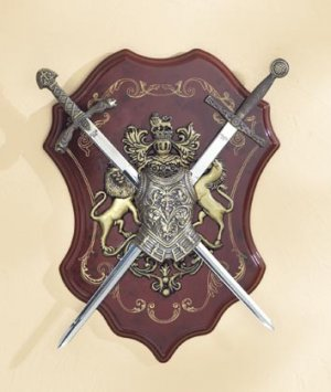 Knights Of The Round Table Crest