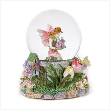 Musical Fairy Snowglobe