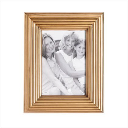 Gold-Toned Photo Frame
