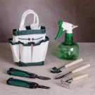 Garden Tote With Tools