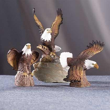 Miniture Eagle Set