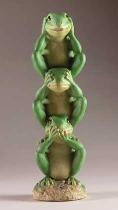 Frog Toad - Em Pole
