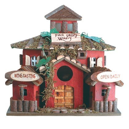 Winery Birdhouse