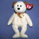 Huggy the Bear Ty Beanie Baby MWMT