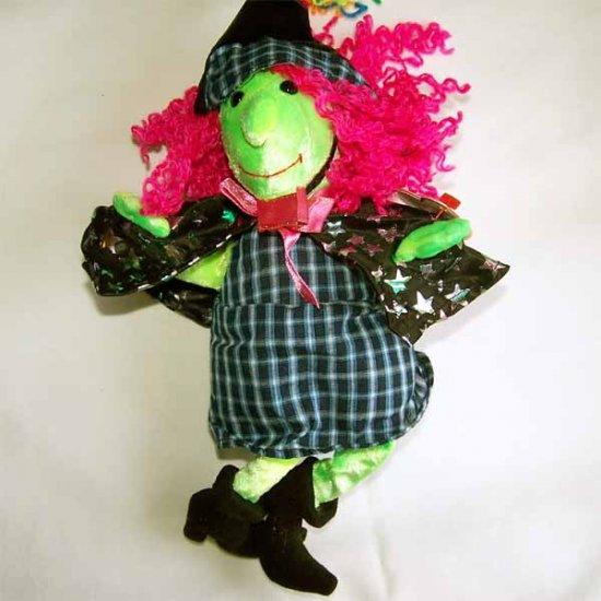 Scary the Witch Ty Beanie Baby MWMT