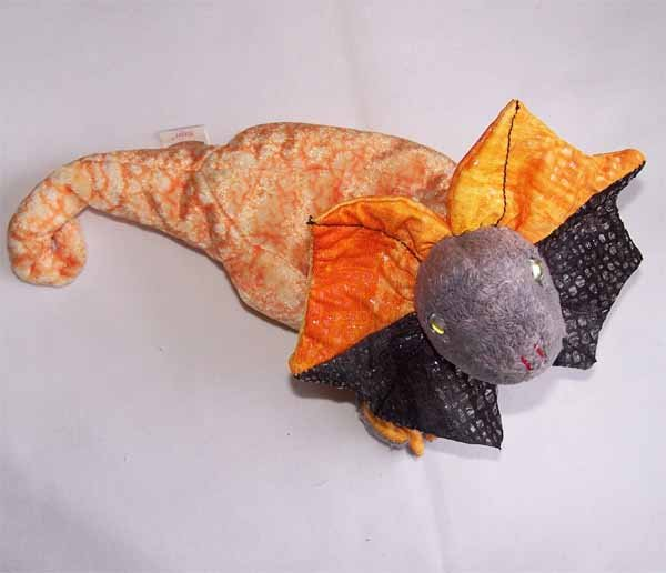 Slayer the Frilled Dragon Ty Beanie Baby MWMT